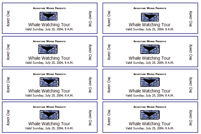 photograph about Printable Blank Tickets identified as Printable Ticket Templates Templates Down load